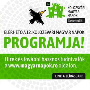 Temesvári Magyar Napok 2019.
